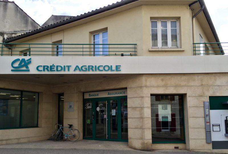 Crédit Agricole à Dieulefit - 0