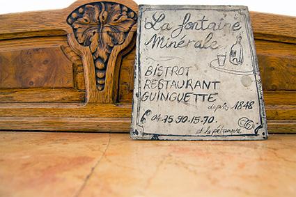 Restaurant la Fontaine Minérale à Pont-de-Barret - 13
