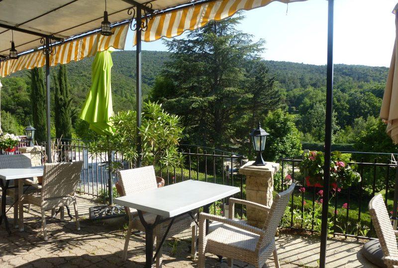 Restaurant Auberge de  l'Escargot d'Or à Dieulefit - 4