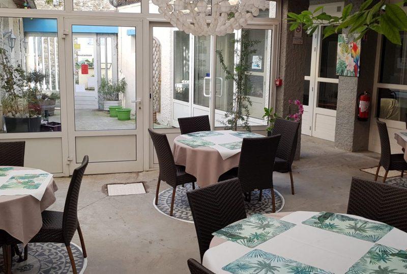 Restaurant les voyageurs à Charols - 2