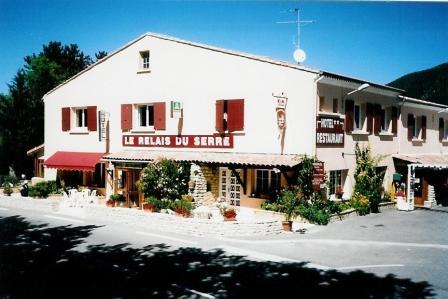Restaurant le Relais du Serre à Dieulefit - 0