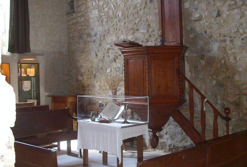 Museum of the Dauphiné Protestantism à Le Poët-Laval - 8
