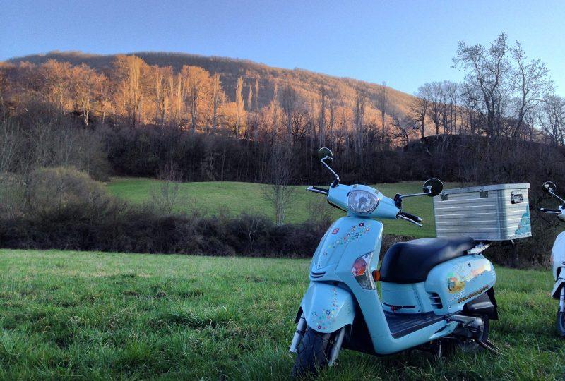 Parcours d'art en scooter : découverte et itinérance à Marsanne - 5