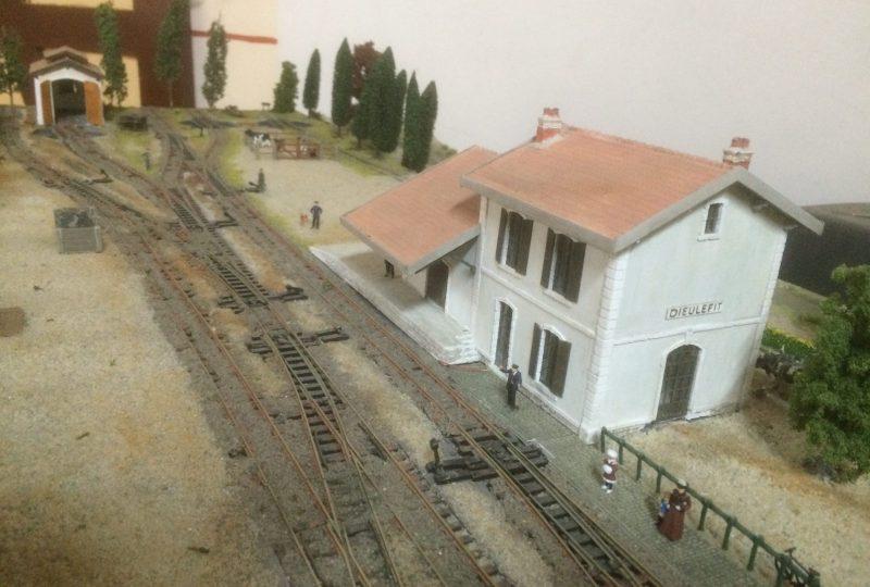 Le Petit Train du Picodon à Dieulefit - 2