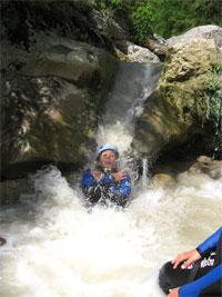 Water hike with Drôme aventure à Die - 0