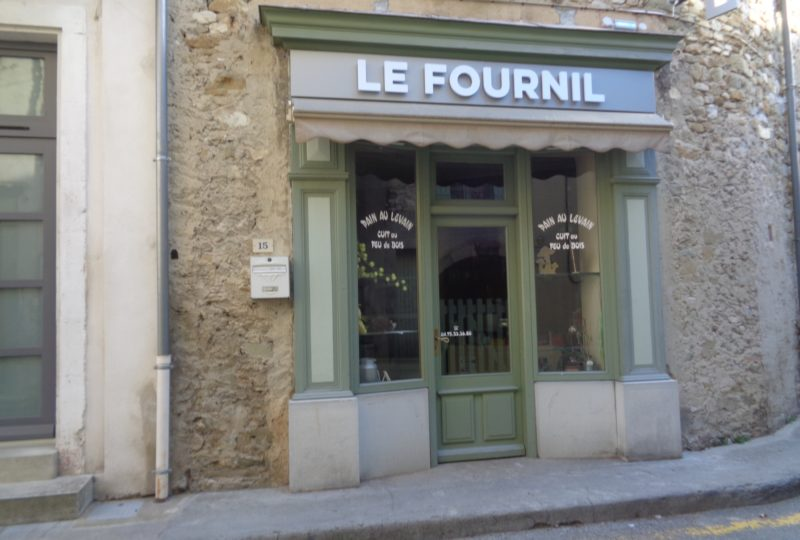 Boulangerie Le Fournil à Bourdeaux - 0