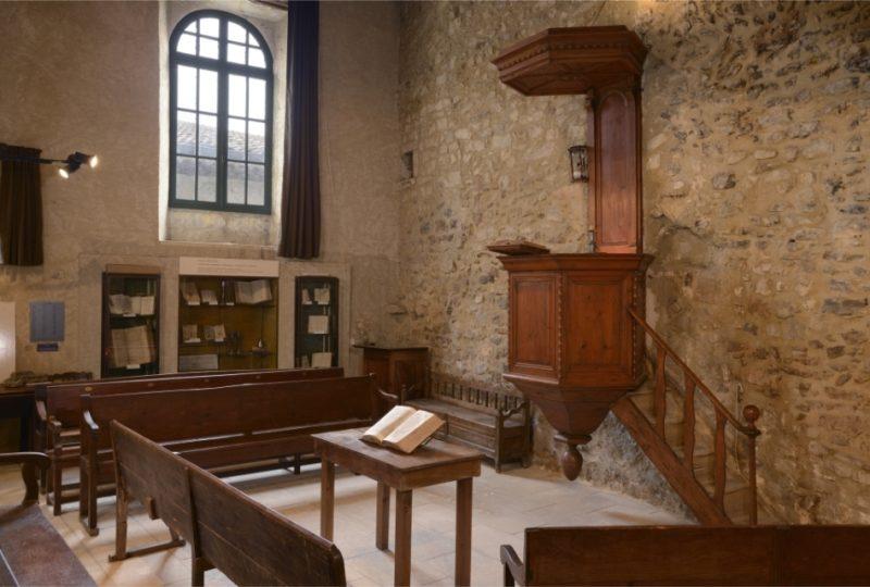 Museum of the Dauphiné Protestantism à Le Poët-Laval - 4