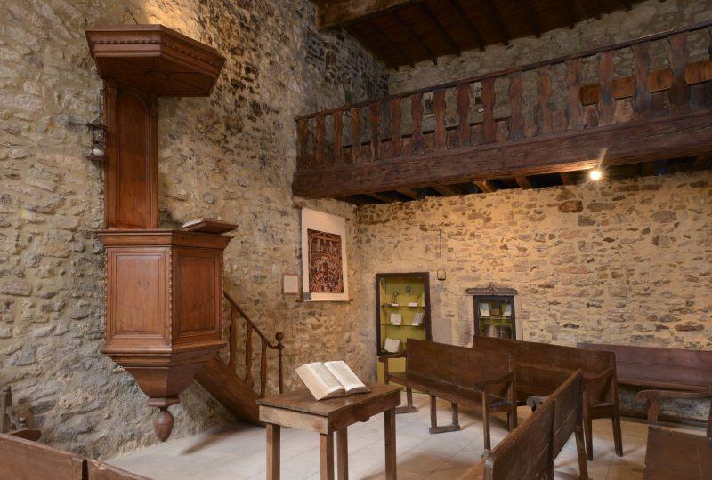 Museum of the Dauphiné Protestantism à Le Poët-Laval - 2