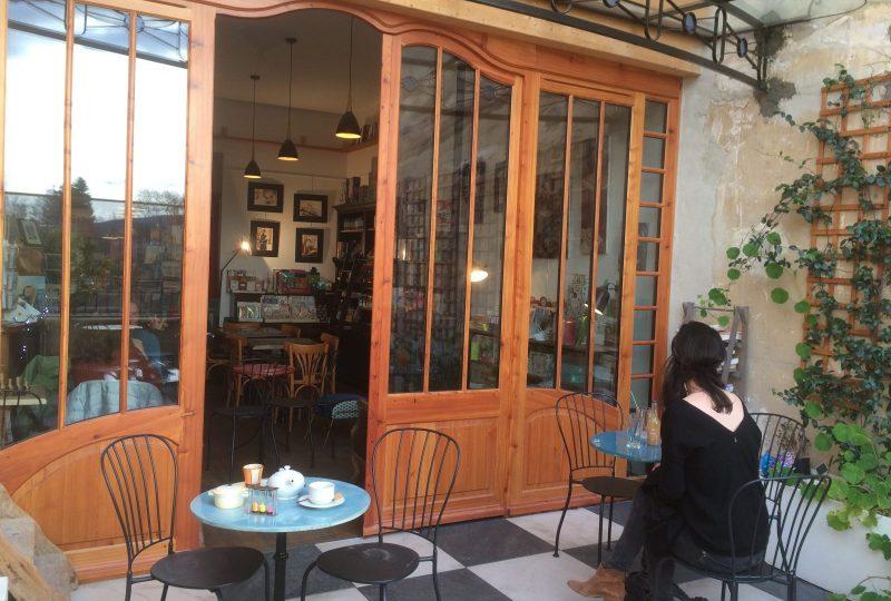 """Salon de thé """"Sauts et Gambades"""" à Dieulefit - 0"""