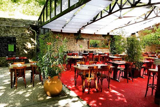 Restaurant la Fontaine Minérale à Pont-de-Barret - 21