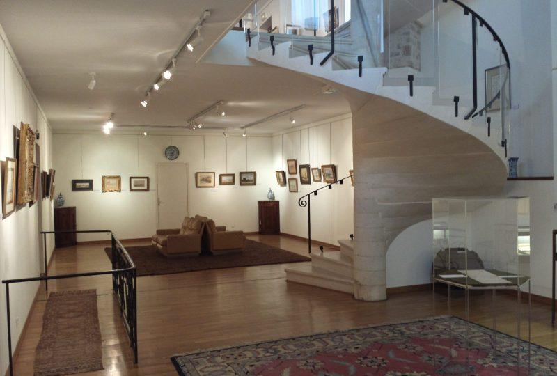 Kunst centrum Yvon Morin à Le Poët-Laval - 0