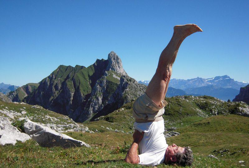 Cours de Hatha Yoga avec Sadhna-Yoga à Dieulefit - 0