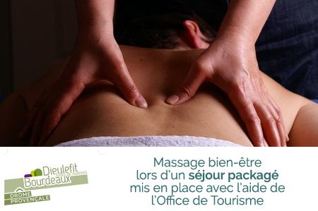 massage- bien être vacances