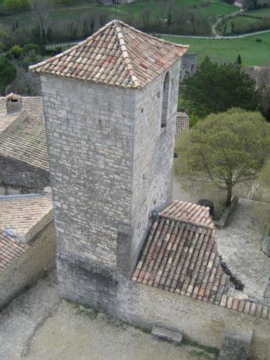 la chapelle Saitn Jean du village de Poët-laval