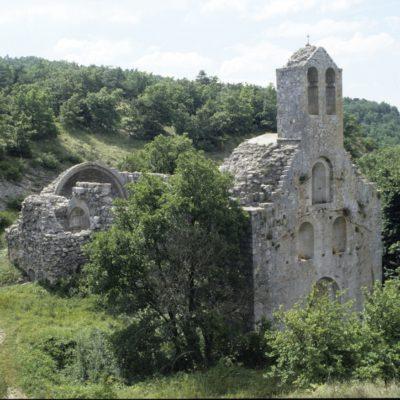 prieuré aleyrac dieulefit bourdeaux montélimar drome provençale
