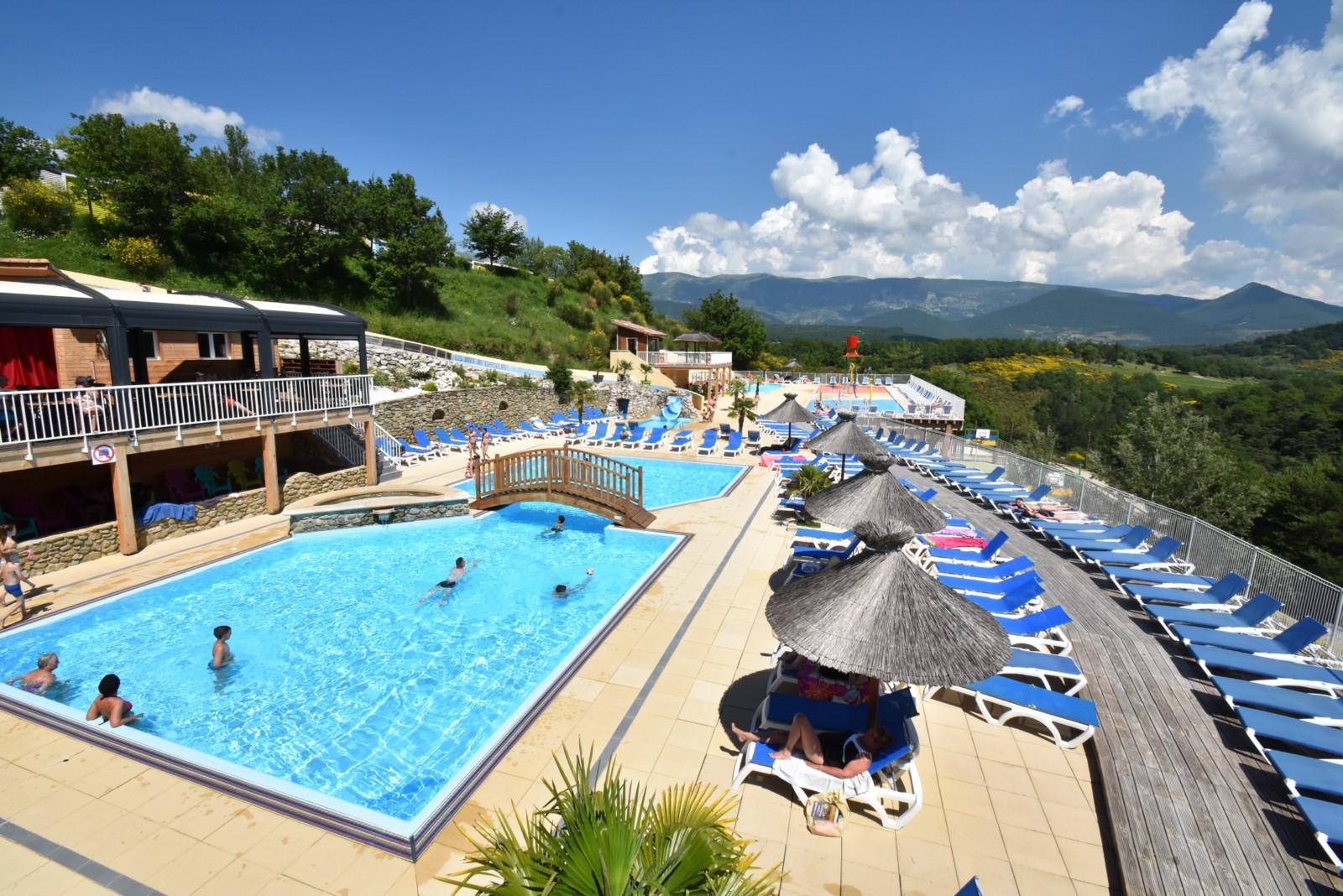 Hotellerie de plein air et aires de campings car site de l 39 office de tourisme du pays de - Office tourisme dieulefit ...