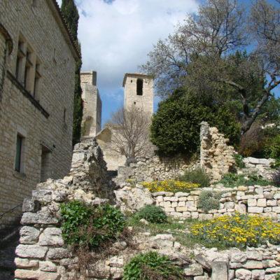 Village médiéval de Poët-laval