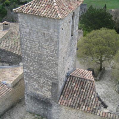La chapelle Saint Jean de Poët-Laval