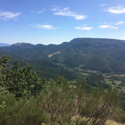 Randonnée en moyenne montagne Parc - espace naturel