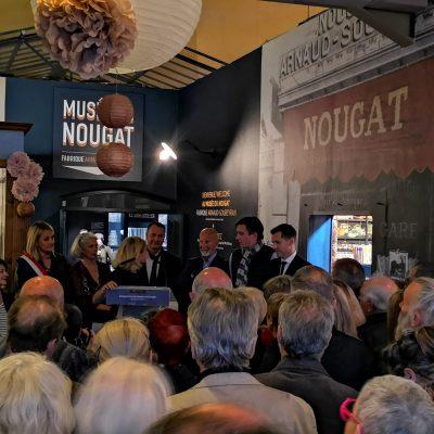 Inauguration musée Arnaud Soubeyran- 2019-Ambassadeur - Montélimar