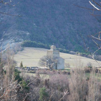 Comps Eglise Dieulefit tourisme