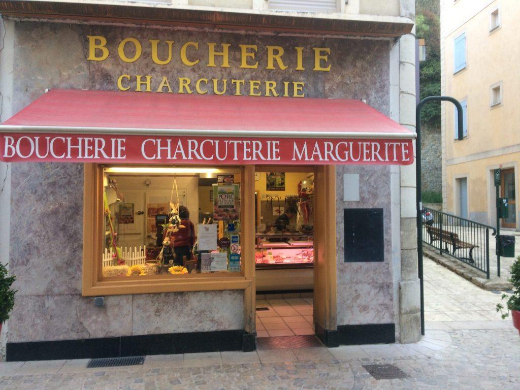 Boucherie Marguerite à Dieulefit