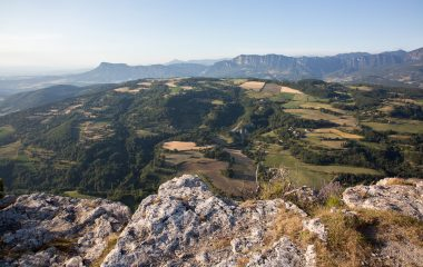 Montagne Saint Maurice Pays de Dieulefit-Bourdeaux