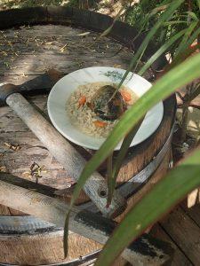 Plats à emporter restaurant - Saou - l'oiseau sur la branche - office de Tourisme de Dieulefit -Bourdeaux