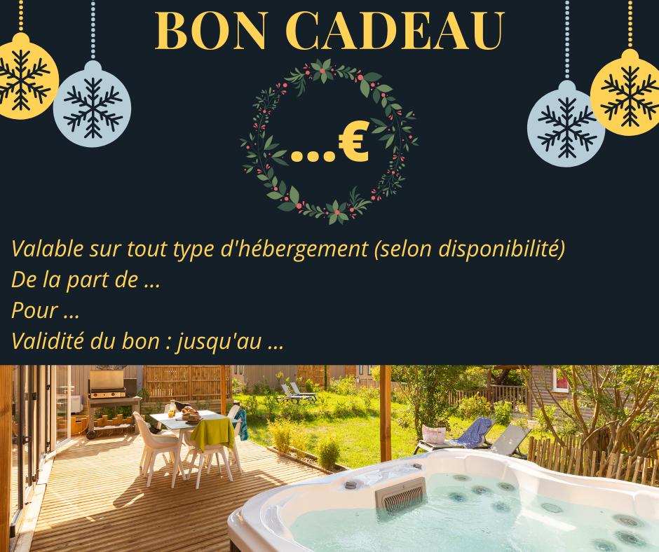 Camping - bon cadeau -Domaine provençal
