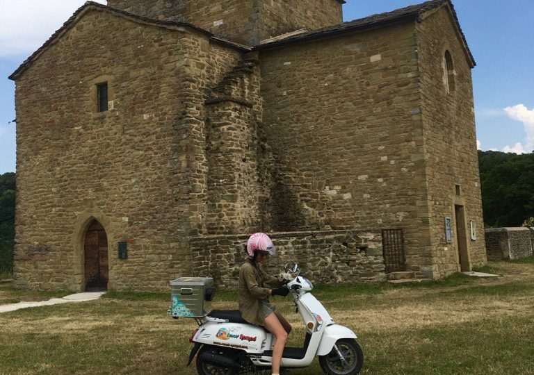 Scooter Nomad – Balades à scooter (électrique ou classique) et Mobylette à Marsanne - 2