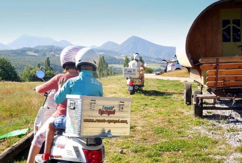 Scooter Nomad – Balades à scooter (électrique ou classique) et Mobylette à Marsanne - 6