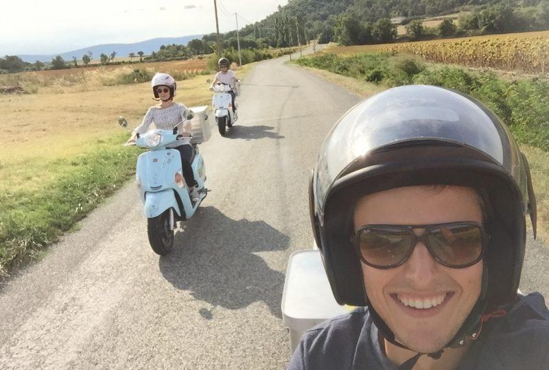 Scooter Nomad – Balades à scooter (électrique ou classique) et Mobylette à Marsanne - 11