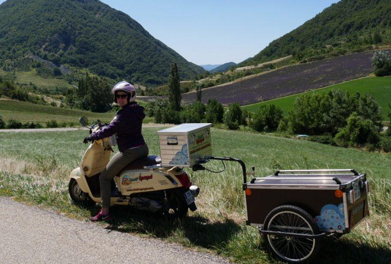 Scooter Nomad – Balades à scooter (électrique ou classique) et Mobylette à Marsanne - 18