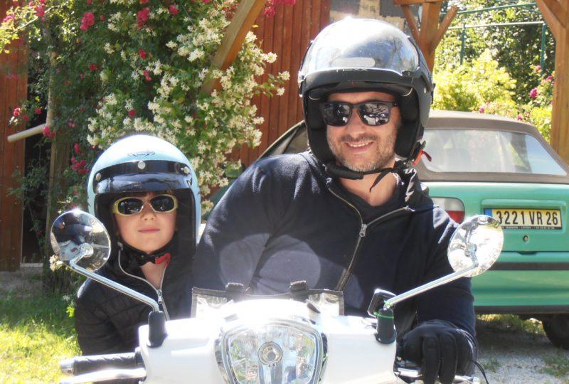Scooter Nomad – Balades à scooter (électrique ou classique) et Mobylette à Marsanne - 21
