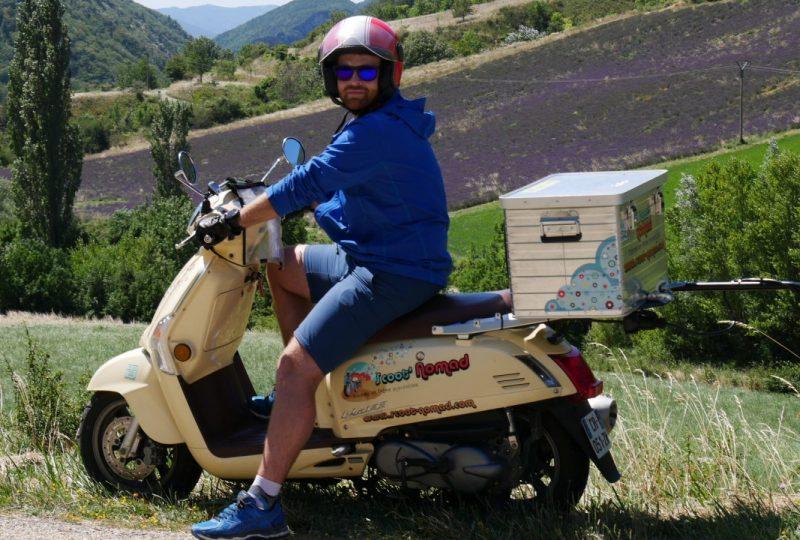 Scooter Nomad – Balades à scooter (électrique ou classique) et Mobylette à Marsanne - 24