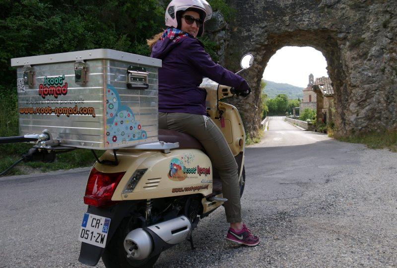 Scooter Nomad – Balades à scooter (électrique ou classique) et Mobylette à Marsanne - 25