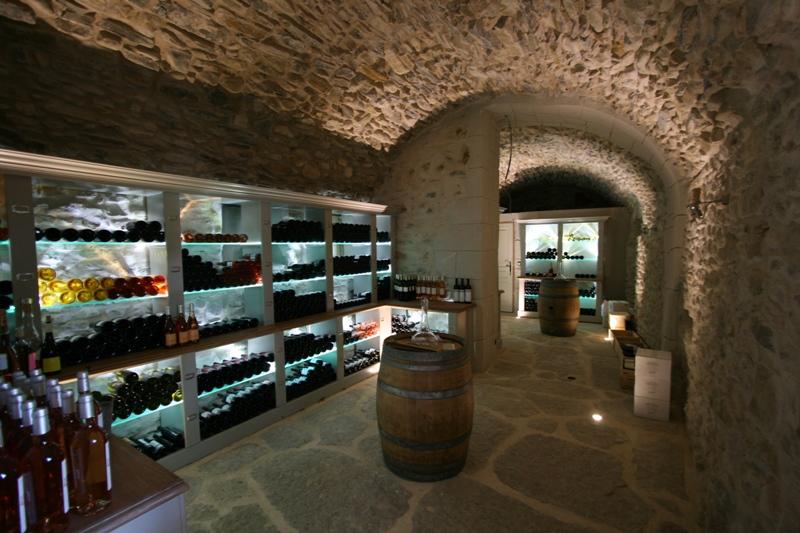 Restaurant Château les Oliviers de Salettes à Charols - 20