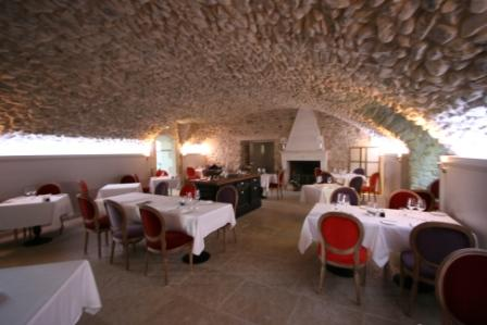 Restaurant Château les Oliviers de Salettes à Charols - 21