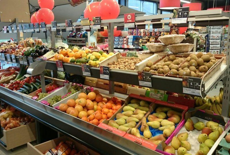 Supermarché «U» UTILE à La Bégude-de-Mazenc - 1