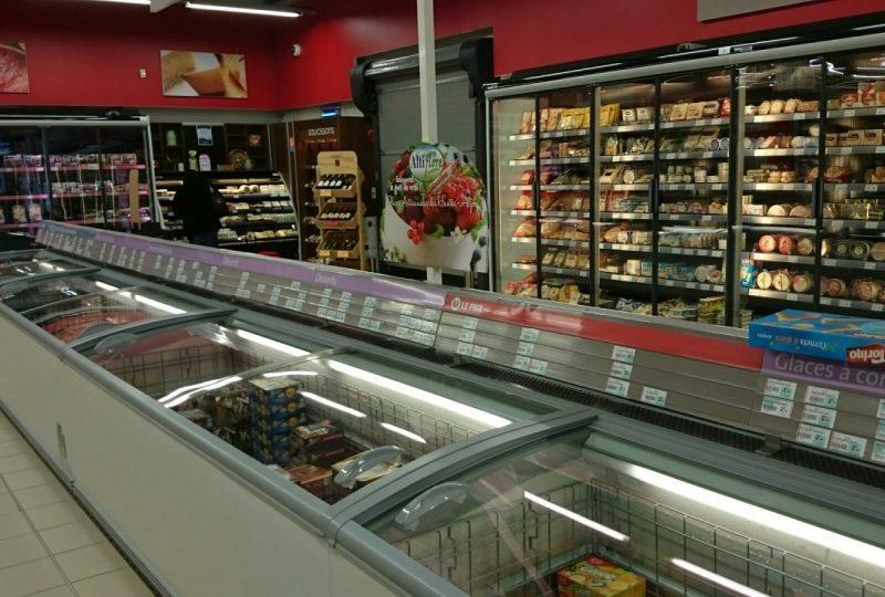 Supermarché «U» UTILE à La Bégude-de-Mazenc - 2