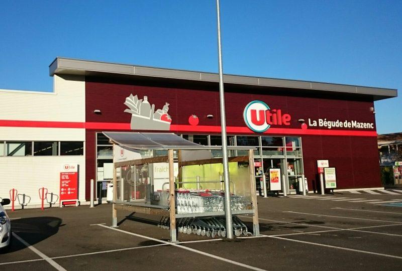 Supermarché «U» UTILE à La Bégude-de-Mazenc - 0