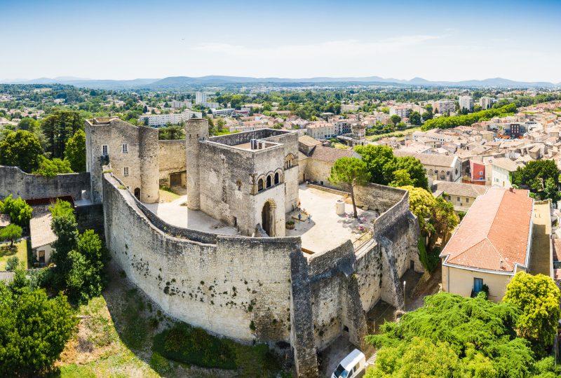 Château de Montélimar à Montélimar - 4