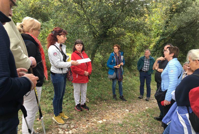 Visite guidée le Chemin des Artistes Réfugiés et le Mémorial dédié à la Résistance Civile à Dieulefit - 1