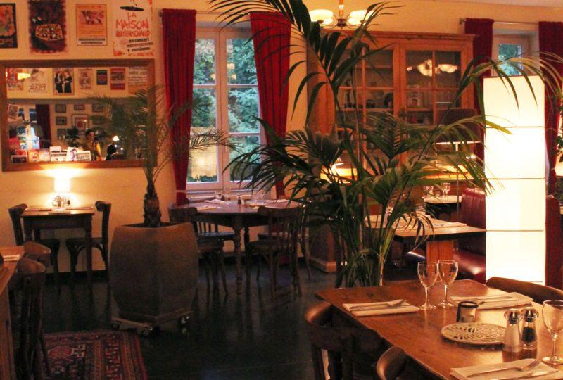 Restaurant la Fontaine Minérale à Pont-de-Barret - 8