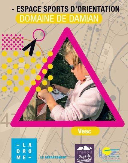 ESO  : Domaine de Damian à Vesc - 0