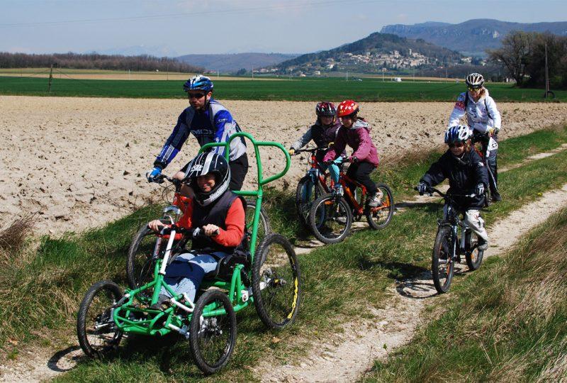 Accompagnements, Stages VTT – BouVier TT à La Bégude-de-Mazenc - 0