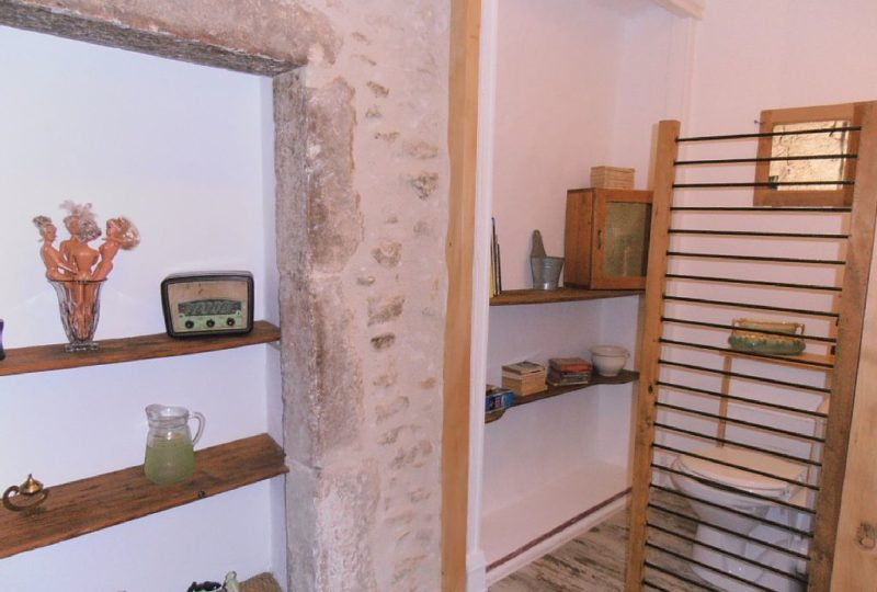 Gite Champêtre Drôme Lorette à Marsanne - 9