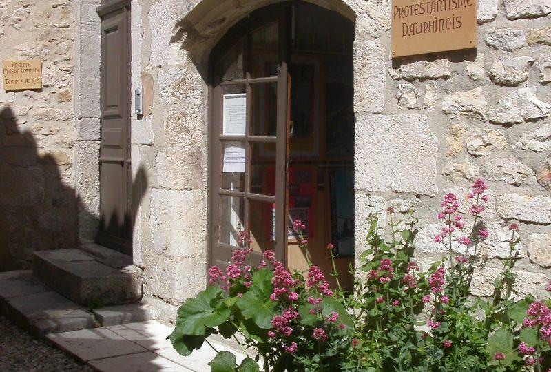 Musée du Protestantisme Dauphinois à Le Poët-Laval - 7