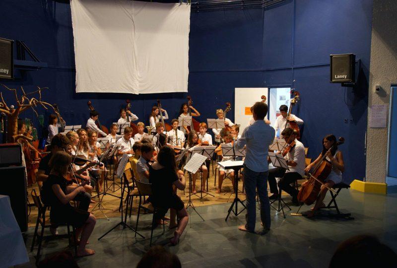 Musiflore centre de vacances musical à Crupies - 1