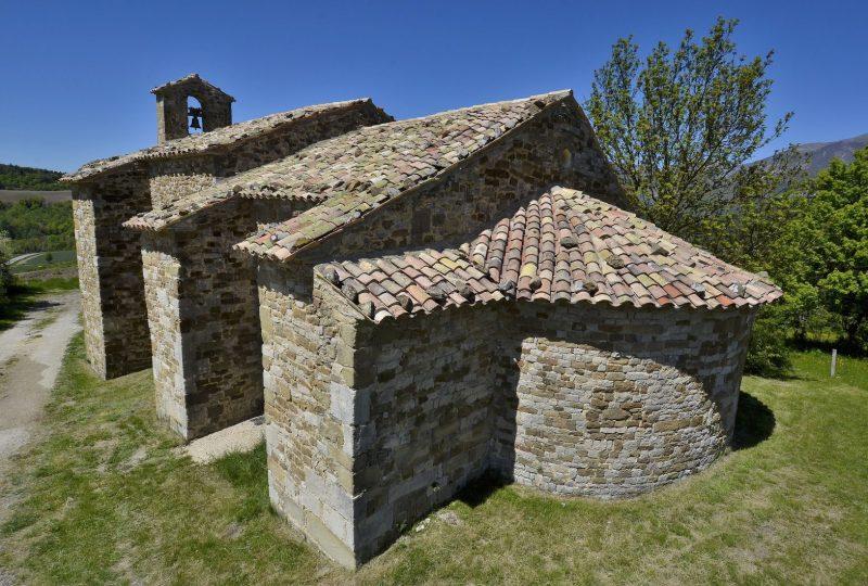 Chapelle St Jean de Crupies à Crupies - 2